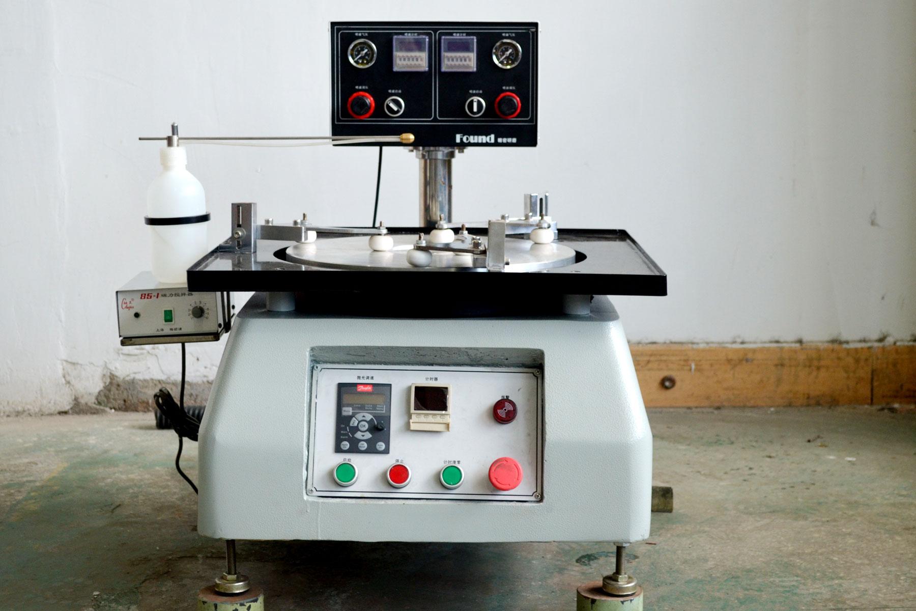 暢銷國內外高品質高效率帶修面研磨機