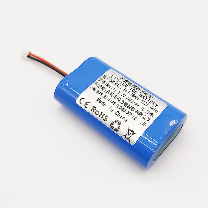 1S2P-3.7V-4400MAH