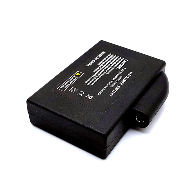 發墊服用PL654060-2200mAh-2S-塑料殼