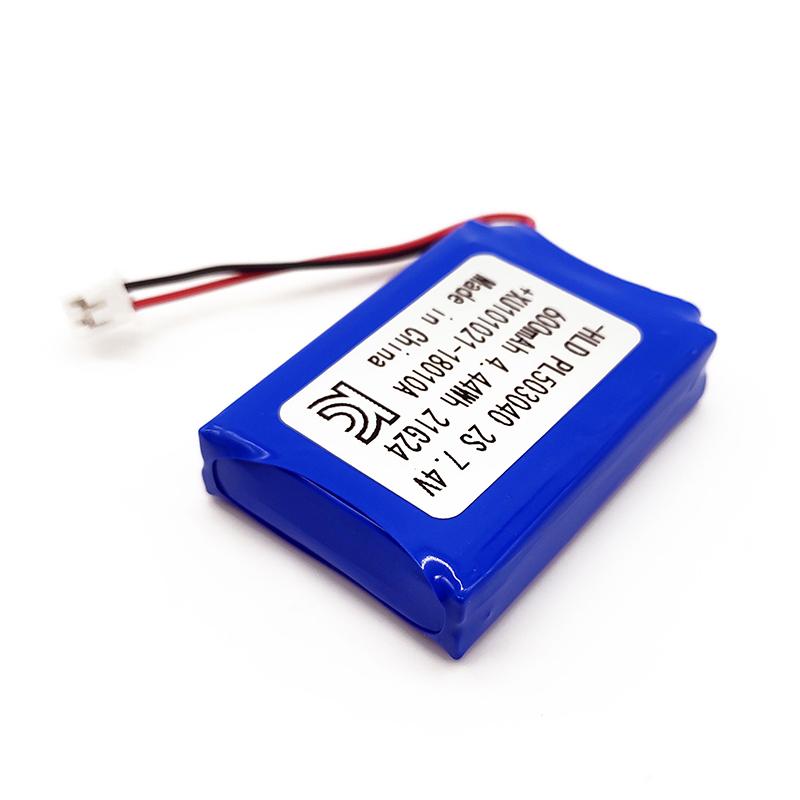 PL50307.4V-2S-600mAh