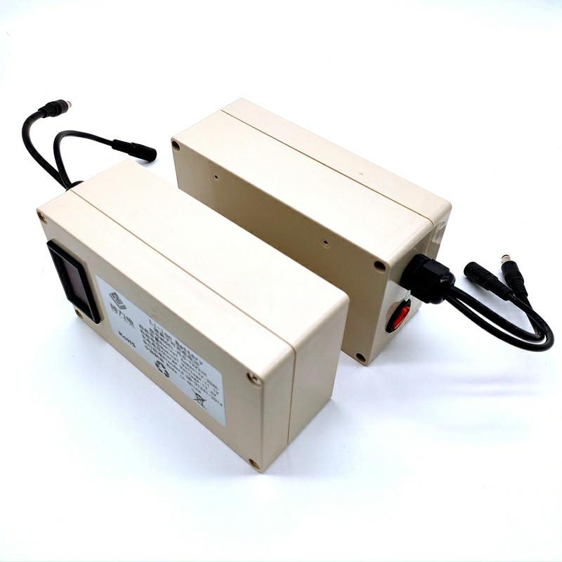 12V20A帶盒DC頭