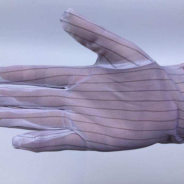 防靜電條紋手套
