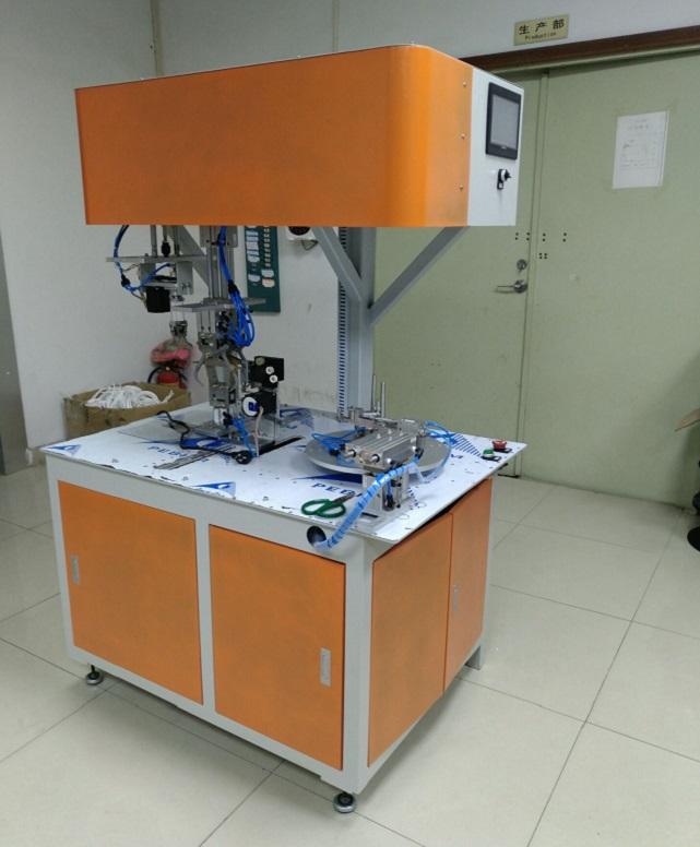 自动绕线扎线机DL-BT8 电源线专用