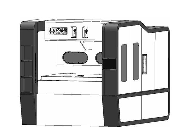 恒荣晟真空印刷机(HSA-900)