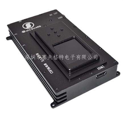 低延时 小体积COFDM高清远程无人机1080p发射机