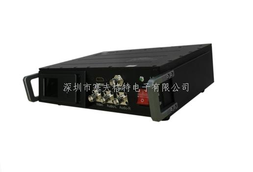 25W 机载数字远程非视距无线视频传输系统