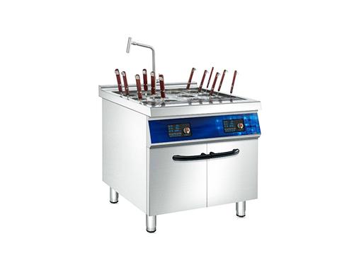 12孔煮面爐