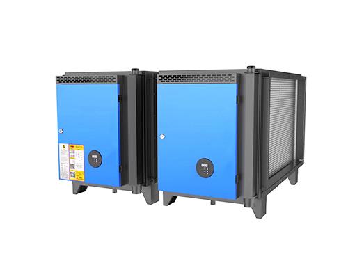 低空油煙靜化器