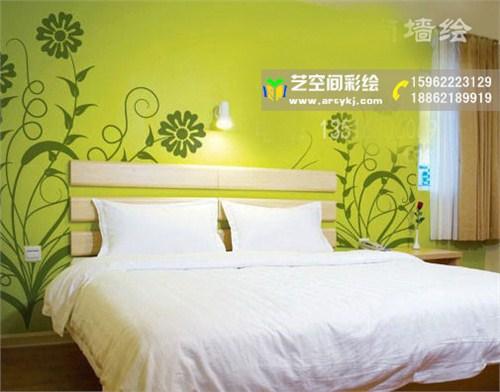 温州酒店墙体彩绘 温州酒店彩绘公司 温州酒店彩绘价格艺空间供