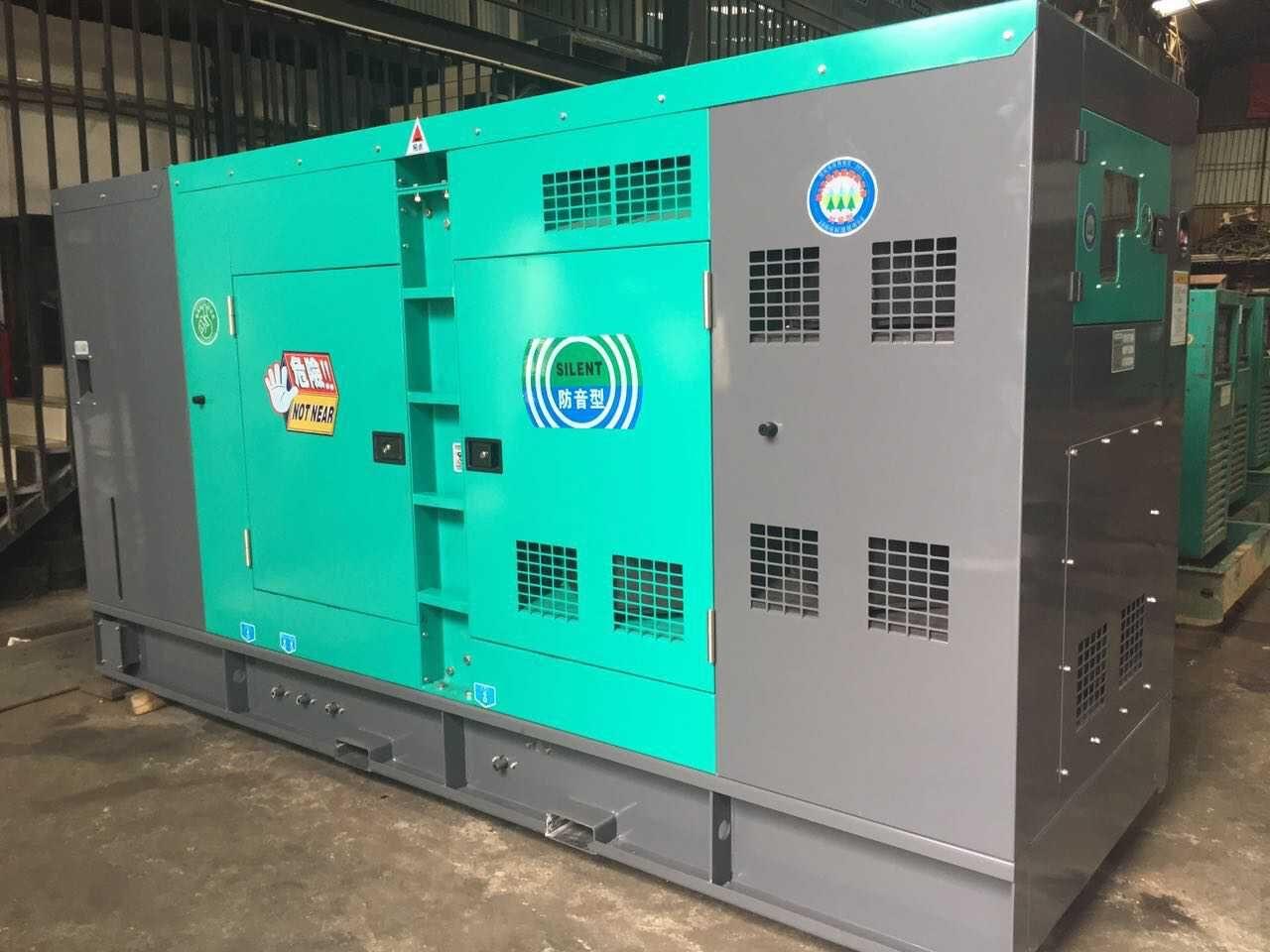 劳斯莱斯柴油发电机350KW
