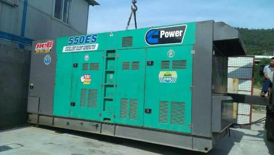 康明斯250KW进口发电机出售