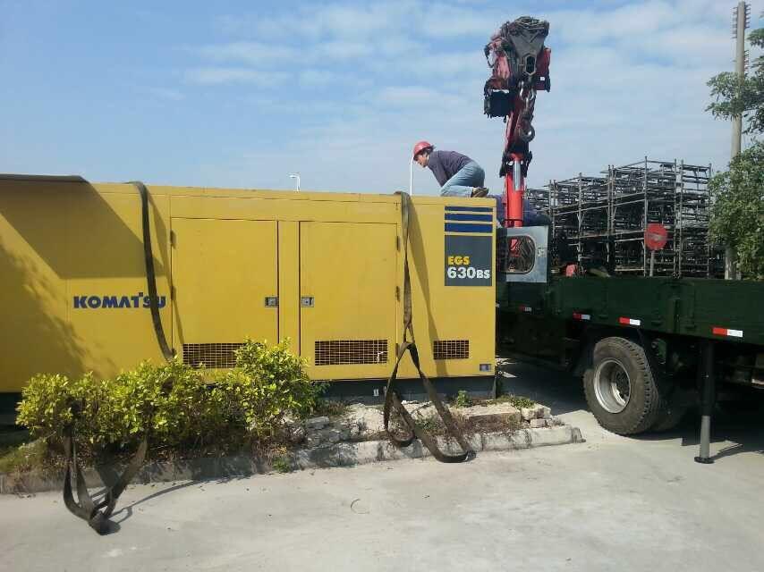 专业提供发电机组出售/出租