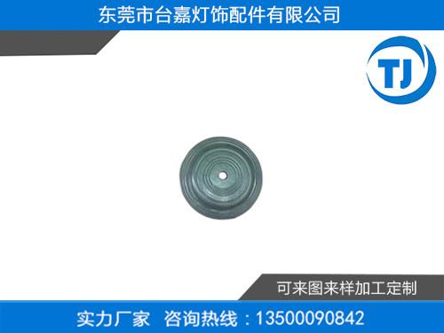 塑膠壓鑄工業風扇底座