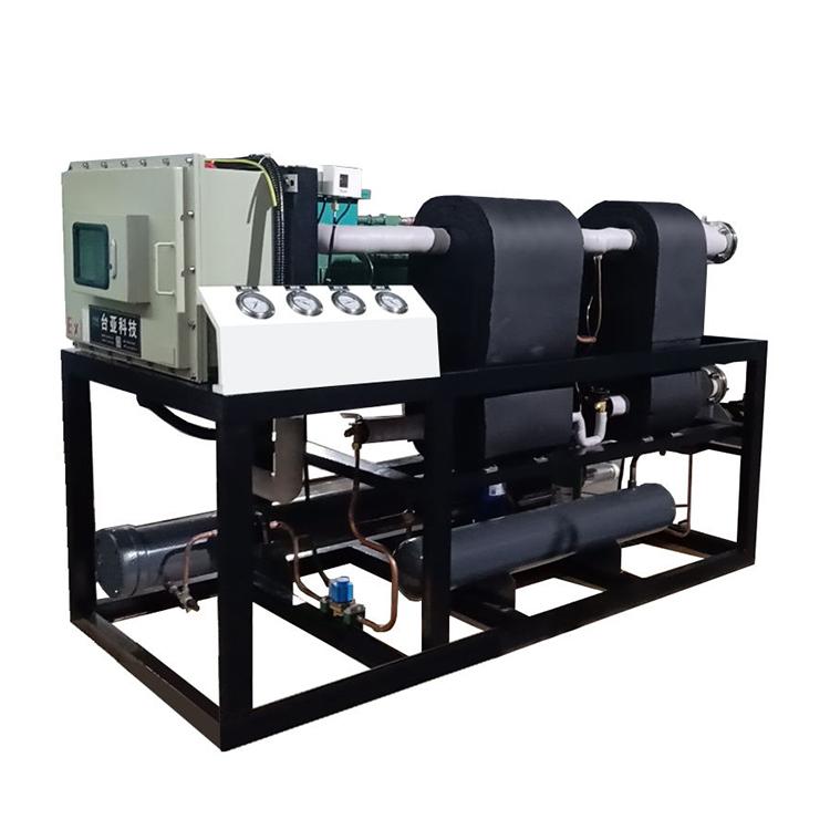 低温复叠冷水机