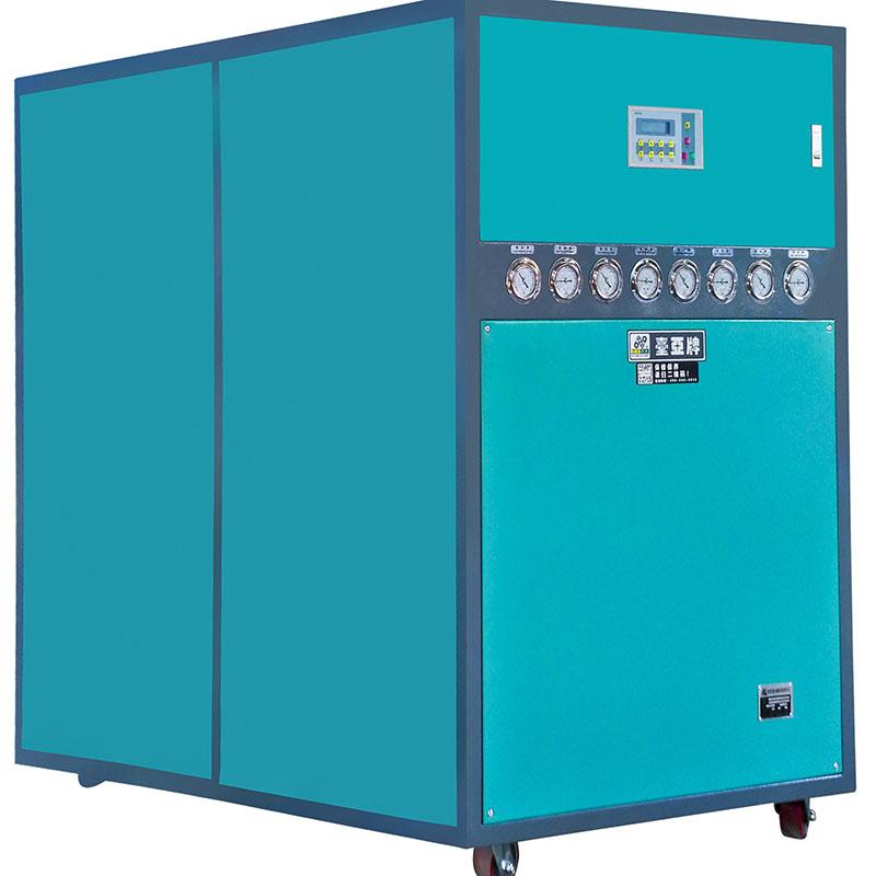 實驗室_熱熔膠水冷冷水機生產商_臺亞制冷