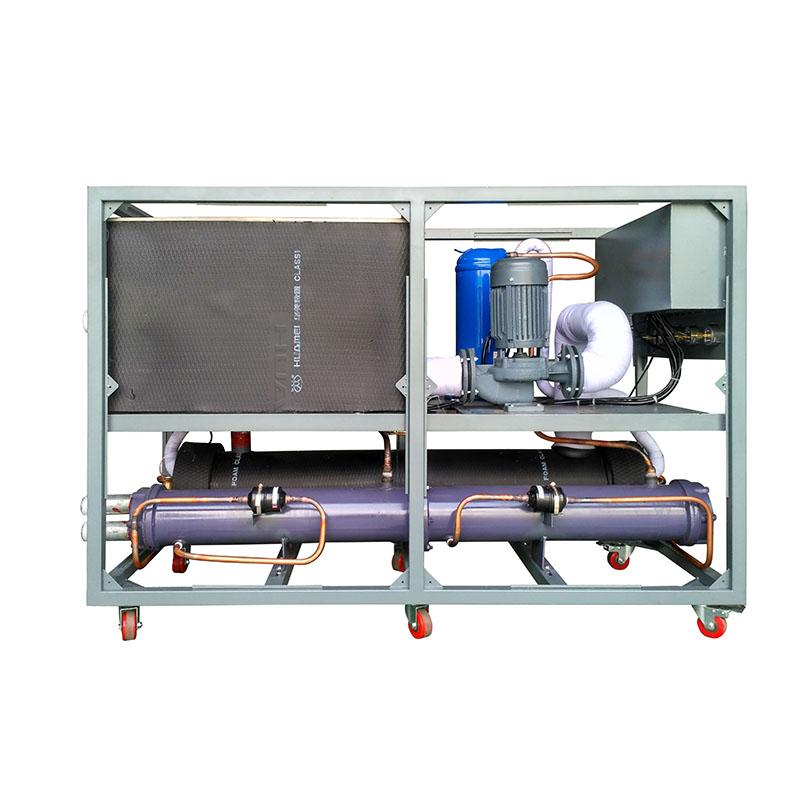真空鍍膜水冷冷水機一般多少錢_臺亞制冷_擠出機_箱體式_化工