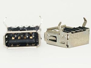 USB插座USB-104