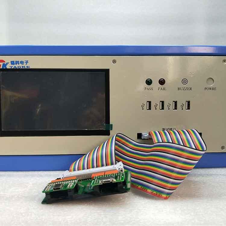 三合一数据线测试仪怎么用_韬科电子_电源_小天才_三合一_双头