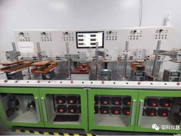 服务器散热模组检测设备