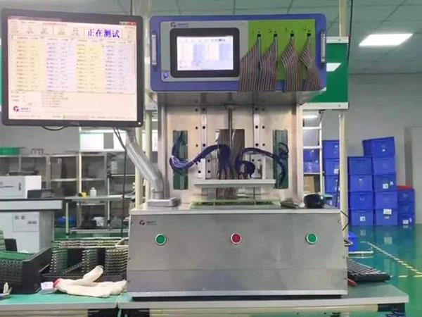 穿戴式 Pogopin PCBA 多拼板测试仪器