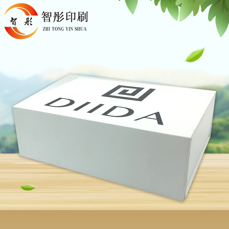 折叠盒子印刷