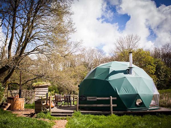 星空帳篷系列-貴州六盤水森林球形帳篷