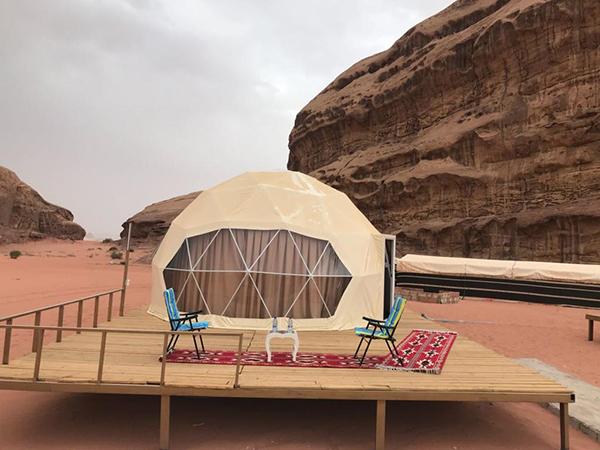 星空帳篷系列-沙漠星空帳篷