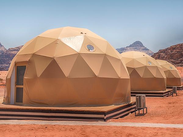 星空帳篷系列-沙漠星空帳篷廠家