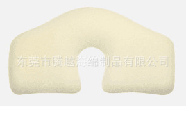 东莞腾越婴儿枕头新生幼儿定型枕 刚出生防偏头纠正宝宝头型