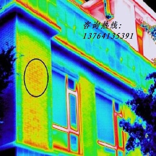 红外热像法检测建筑外墙饰面粘结质量浅析---钧测推