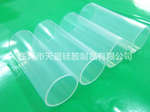高透明硅胶管生产