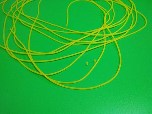 小口径硅胶管