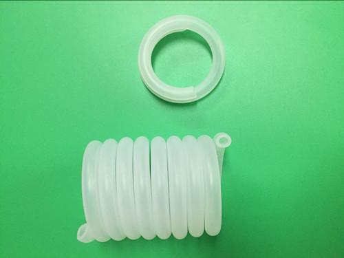 弹簧螺旋硅胶管