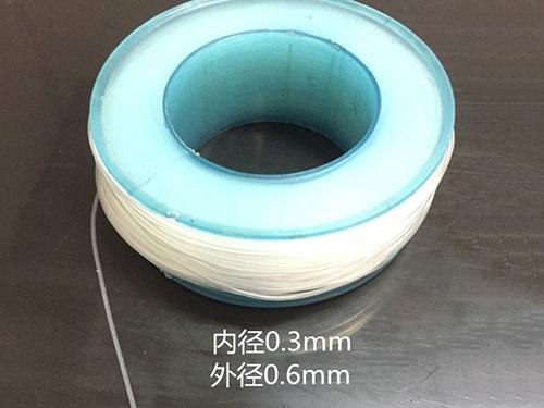 小口徑硅膠管生產