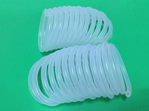 弹簧硅胶管生产