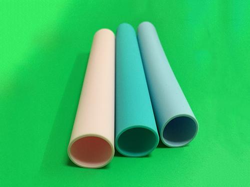 彩色硅胶管加工