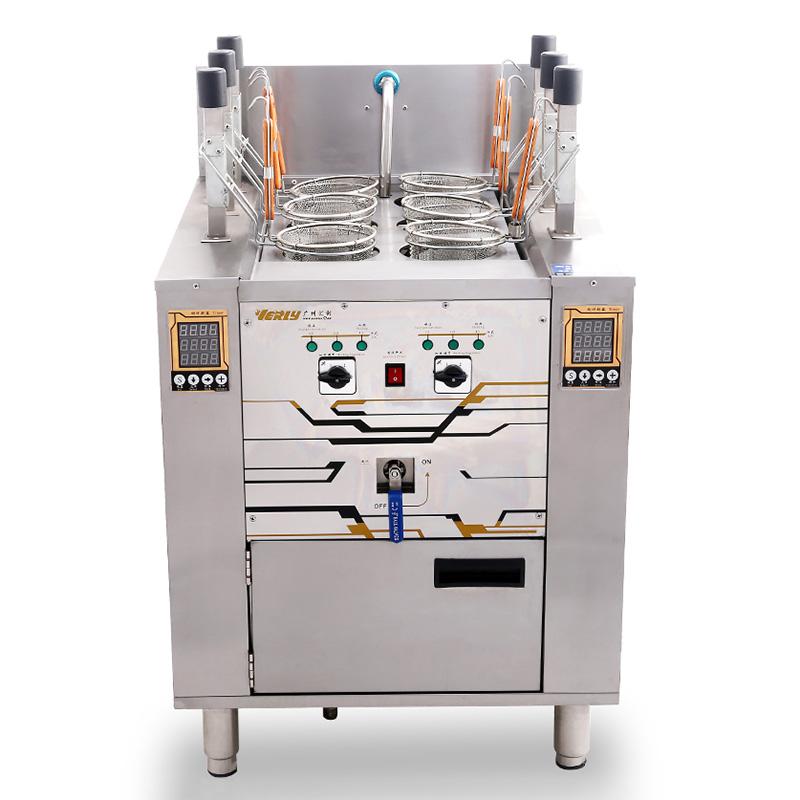 自動升降式電煮面爐