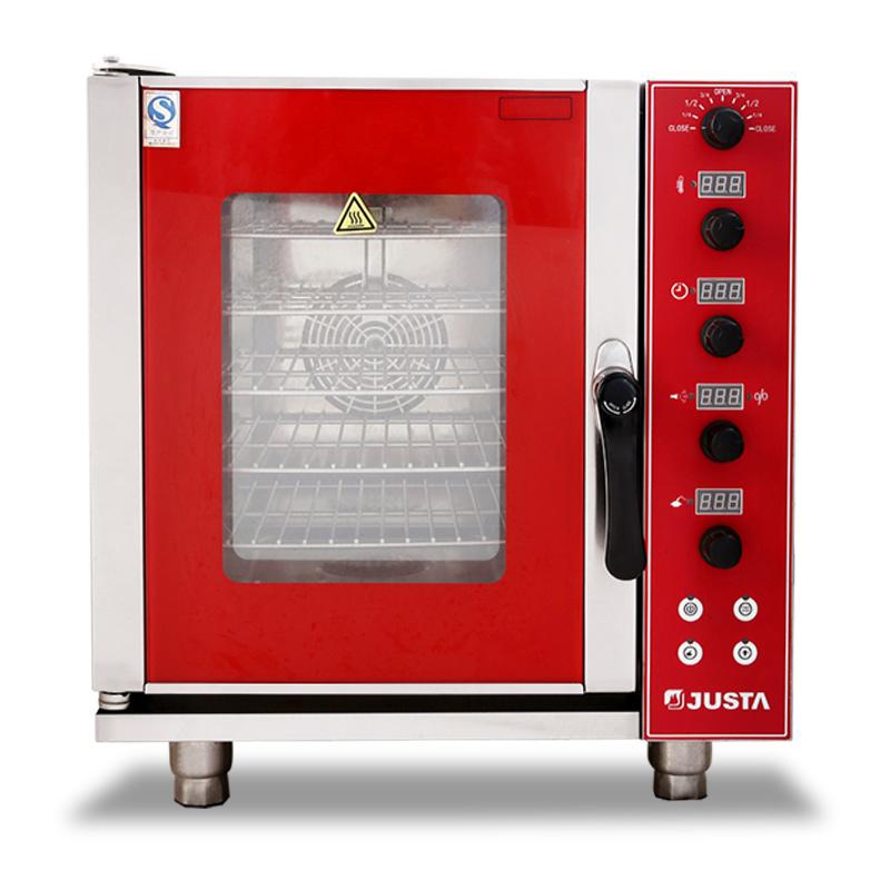 電子萬能蒸烤箱