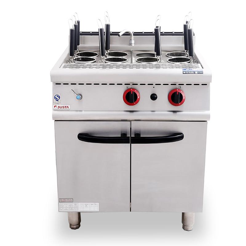 液化氣煮面爐連柜座