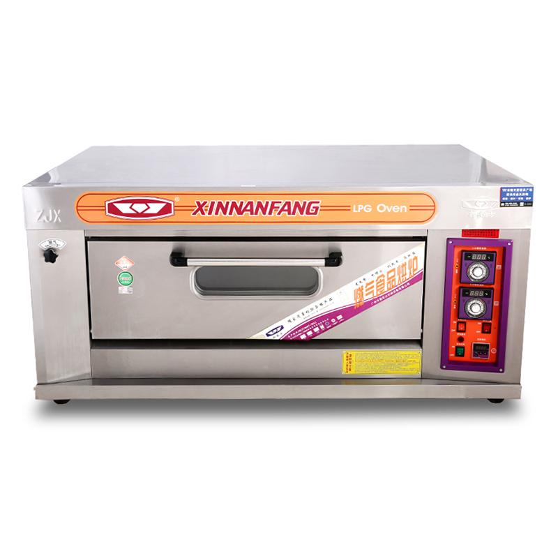 單層兩盤液化氣烤箱