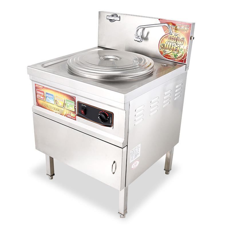 單頭低壓液化氣煮面爐