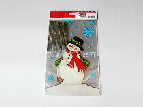 圣誕糖果袋