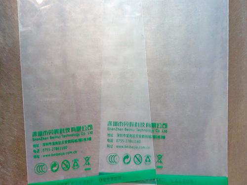 PE邊封平口超透明膠袋