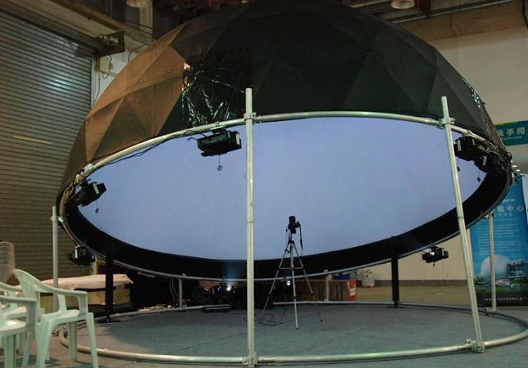 负压式_星球系统影院建设_奥德瑞特光电