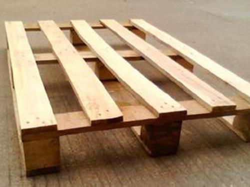 九脚型实木托盘
