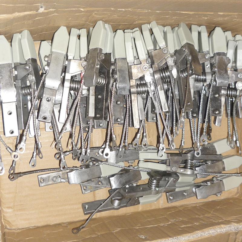 常州電鍍夾具供應廠家_仁同全電子_不銹鋼_快速_線路板_PCB