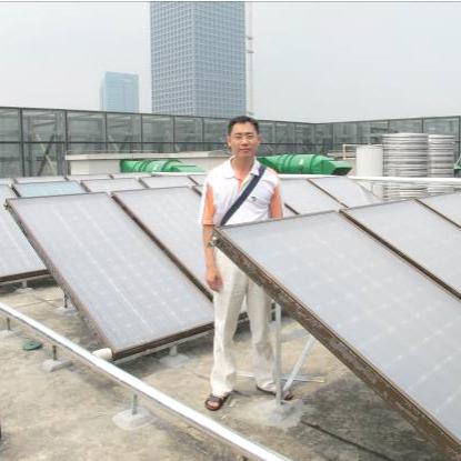 深圳航天大厦太阳能光伏光热一体化系统