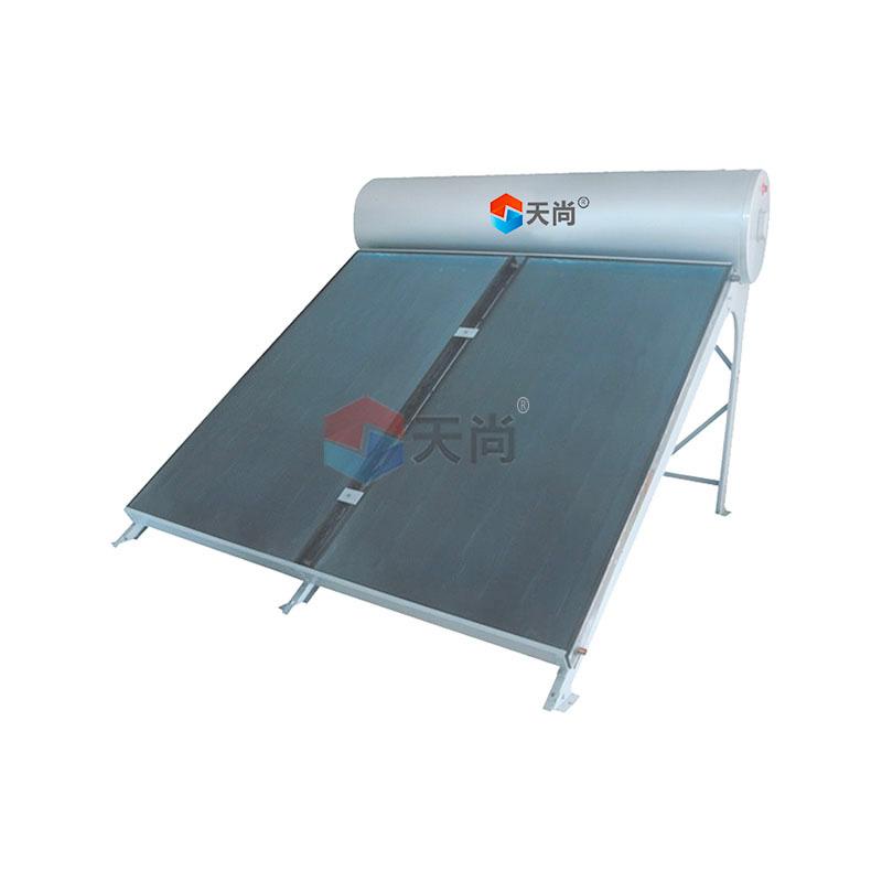 平板太陽能熱水器一體機