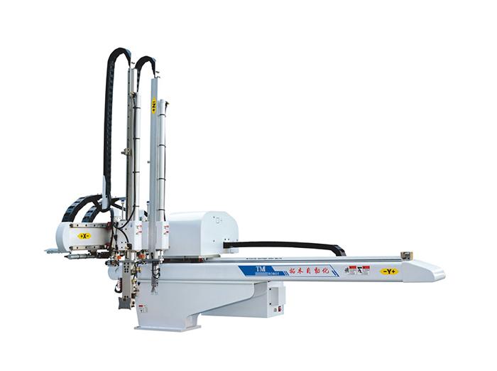 小型单轴伺服横走式机械手TA-650IDY(单截式)
