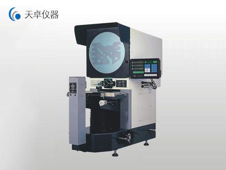 万濠大型卧式测量投影仪(CPJ-4025W)